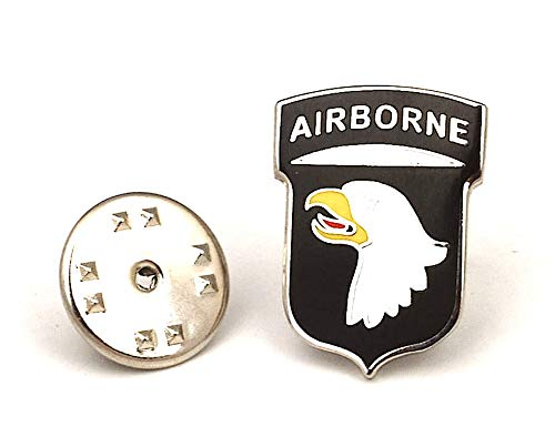 Gemelolandia Pin de Traje 101 Division Americana Aerotransportada 101st US Airborne Division...