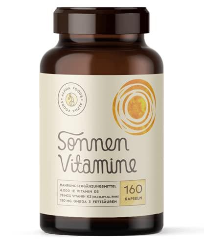 Alpha Foods LLC -  Vitamin D3, K2 und
