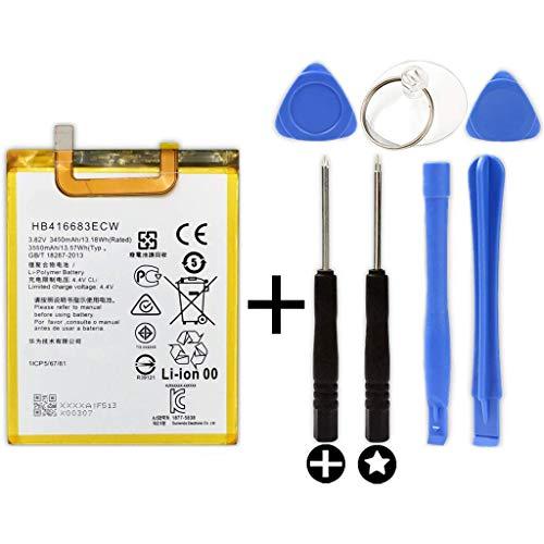 Bateria Huawei Google Nexus 6P + Kit Herramientas/Tools | HB416683ECW |3450mAh