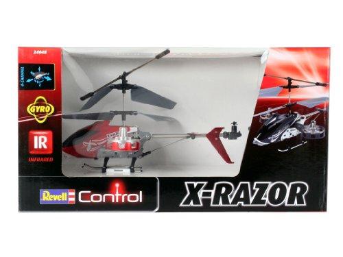 Revell Control RC-Modell 24048 - Micro Heli, X-Razor GSY RTF