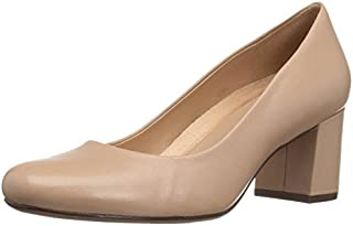 Womens Whitney Fabric Closed Toe D-Orsay Pumps