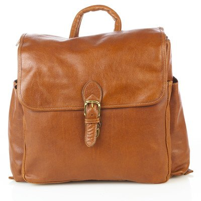 Large Backpack Color: Tan