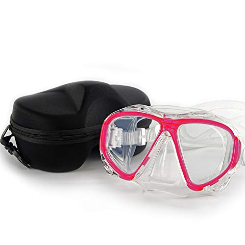 Swimming Mask Goggle  UV Protection Anti Fog and Anti Leak for Men Women Youths Adults Diving Snorkeling