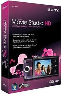 Sony Vegas Movie Studio HD 9 Software