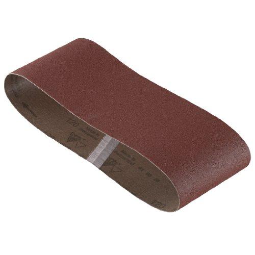 BOSCH SB6R120 3-Piece 120 Grit 4 In. x 24 In. Sanding Belts