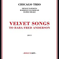 Velvet Songs by Harrison Bankhead (2013-05-03)