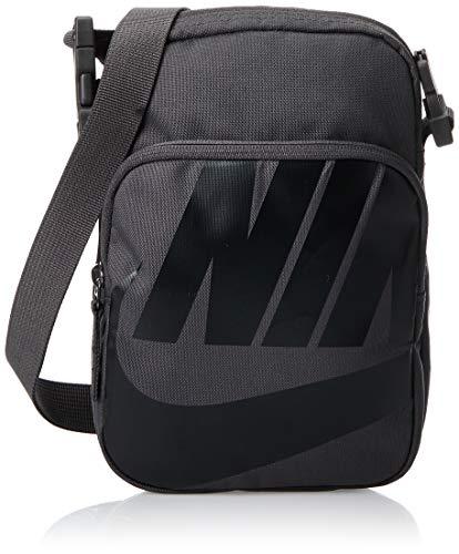 NIKE Sportswear Everyday Essential, bolsa unisex para adulto, gris, única