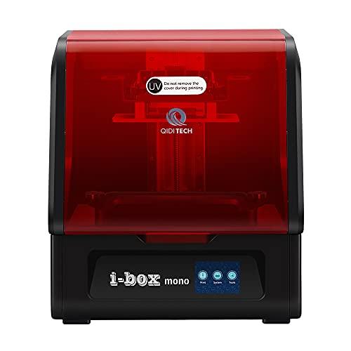 QIDI TECH i Box 3D Resin Printer,UV LCD 3D Printer with 8.9 Inch 2K Mono Screen