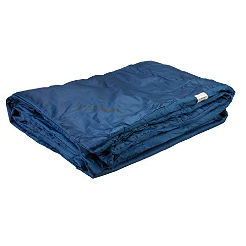 Snugpak Travelpak Blanket with Compression Stuff Sack, Lightweight, Petrol Blue