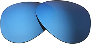 HEYDEFO Polarized Replacement Lenses for Ray-Ban Aviator RB3025 (58MM) Sunglasses - 10 Colors,with 1 Pair Temple Tips