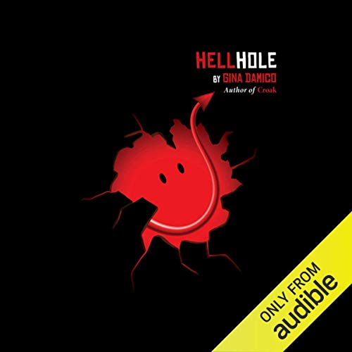 Hellhole audiobook cover art