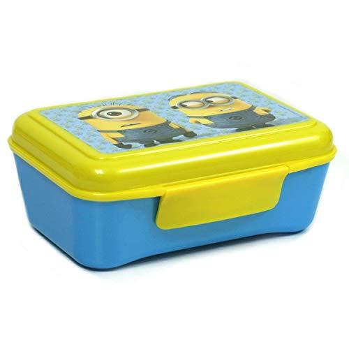 Boîte à goûter Minions