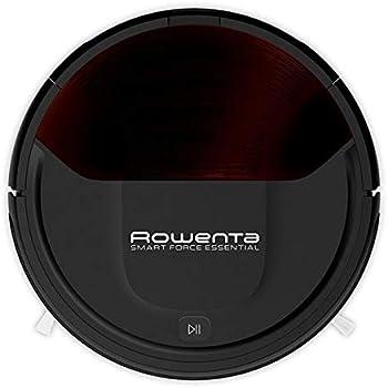Rowenta RR6933 Smart Force Essential Aqua - Robot aspirador (65 dB, autonomía 150 min), color negro (Reacondicionado Certificado): Amazon.es: Hogar