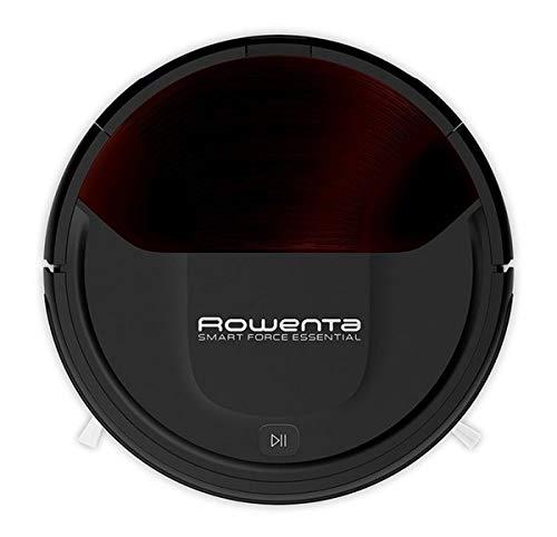 Rowenta RR6933 Roboterstaubsauger Smart Force Essential Aqua, Mopa, 65 dB, Autonomie 150 min, Schwarz (Generalüberholt)