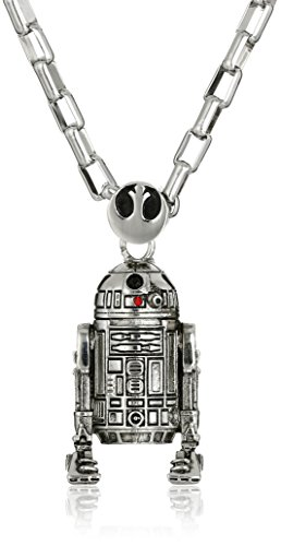 R2-D2 Pendant Necklace, star wars necklaces, star wars necklace