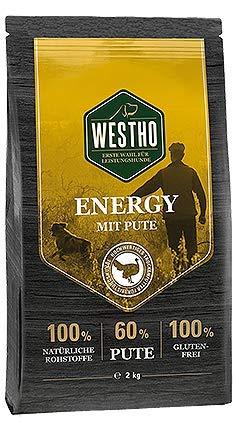 Westho Trockenfutter Energy 2,0 kg (mit 60% Pute)