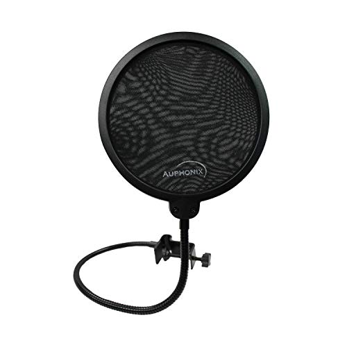 Auphonix Double-Layer Pop Filter