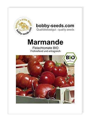 Marmande BIO Tomatensamen von Bobby-Seeds Portion
