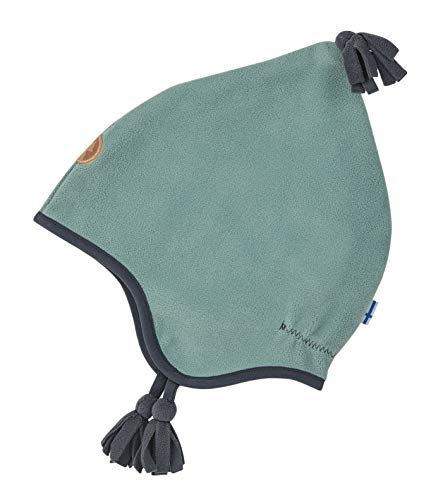Finkid Pipo Grün, Kinder Kopfbedeckung, Größe 52 - Farbe Trellis - Graphit