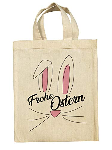 clothinx Oster-Eier Tasche 10er Paket Kinder auch als Osterdeko für Ostergeschenke