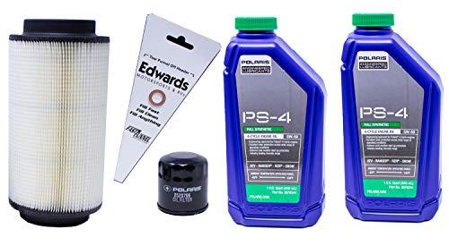 Polaris OEM Oil Change Kit with Air Filter 2001-2013 Sportsman 500 Ho