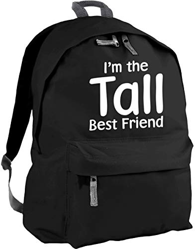 HippoWarehouse I'm The Tall Best Friend Backpack ruck Sack Dimensions: 31 x 42 x 21 cm Capacity: 18 litres