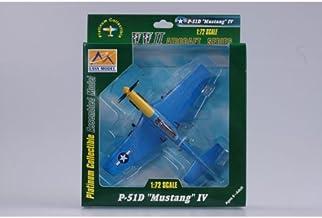Easy Model 1:72 Scale P-51D Mustang IV 375FS, 361FG Model Kit