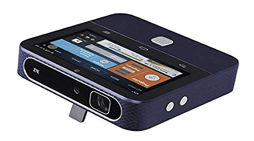ZTE Spro 2 4G LTE (AT&T version) Smart Android Projector with Hotspot, WiFi, 1280x720 HD Resolution and 5 inch Touchscreen (Renewed)