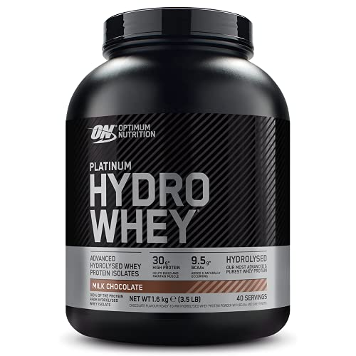 Optimum Nutrition ON Hydro Whey, Hydrolysed Whey Protein Isolate with...