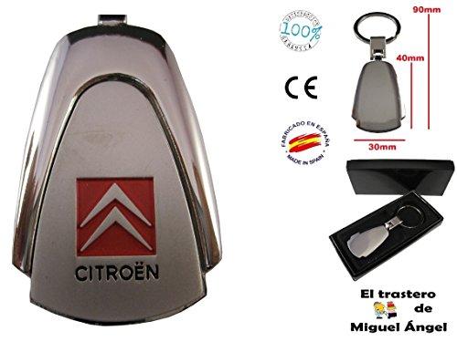 Llavero de coche compatible con Citroen lla013-12