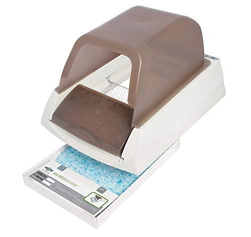 PetSafe PAL19-14656 Caja de Arena autolimpiante para Gatos ScoopFree Ultra