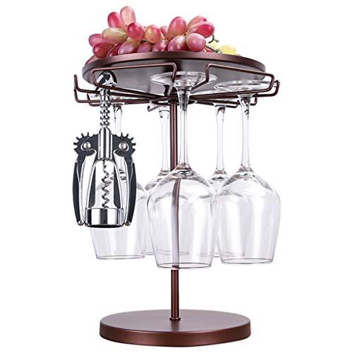 PLL European Style Weinglas Halter Ornamente Weinregal Obstteller