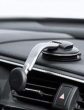 AUKEY 車載ホルダー スマホスタンド マグネット式 粘着吸盤で設置 iPhone X/8/7/6/6S Plus/5S/5C/5 Galaxy S7/S8 Edge などのスマホに対応 HD-C49