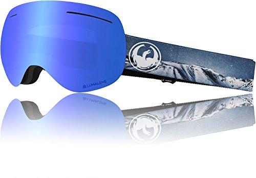 Dragon Gafas Snow 2018 X1 Realm-Azul Ionized (Default, Azul)