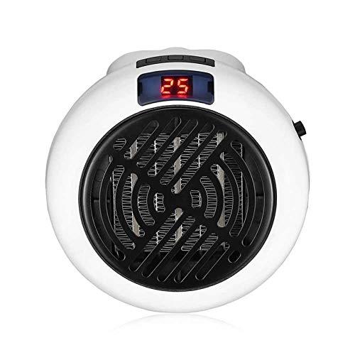 No-Branded Calentar Aire del Ventilador Blanca Calentador eléctrico Mini Ventilador Oficina Calentador Calentador del hogar portátil...