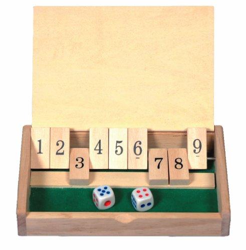 Der kleine Taktiker | shut the box | 2 Personen
