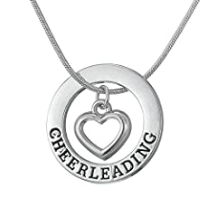 Fashion necklace collection perfect gift for Dailywear, Birthday, Christmas and Graduation Chain length measures 18 inches, with 2 inch to extend Material-Zinc Alloy, eco-friendly made, with nickle and lead free Necklace was well packaged for easy gi...