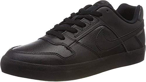 Nike SB Delta Force Vulc, Zapatillas de Skateboard Unisex Adulto, Multicolor (Black/Black/Anthracite 002), 42 EU