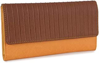 Baggit Spring-Summer 2019 Women's Wallet (Yellow)