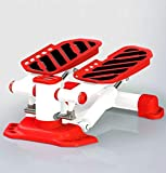 LY-01 Stepper Stepping Machine, stair Climbers Sports Attrezzature per il fitness Esercizio al coperto (Colore : Red)