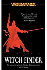 Witch Finder (Mathius Thulmann Book 2) Kindle Edition