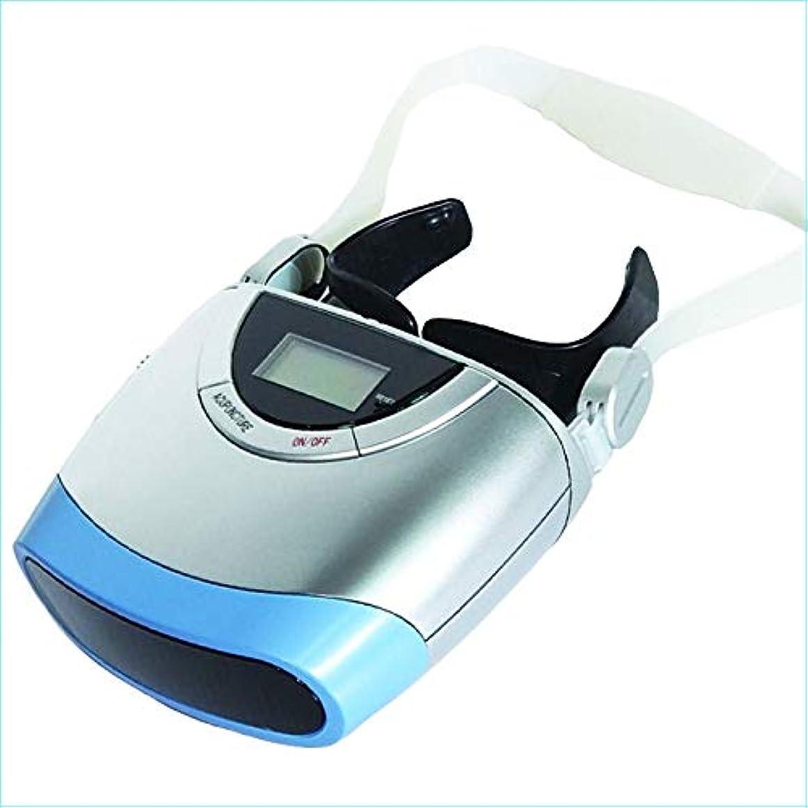 洗剤説明する虹Meet now 近視用器具治療用3D視力回復装置、鍼レーザーアイマッサージャーII 品質保証