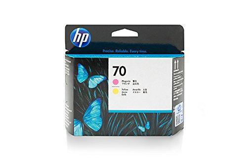 Original HP C9406A / 70 Druckkopf (magenta, yellow) für Designjet Z 2100, 3100, 3200, 5200; Photosmart Pro B 8850, 9180