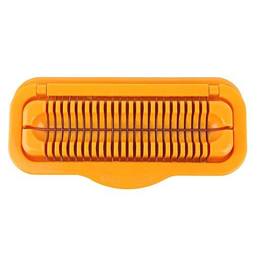 Pasamer 1 STÜCK Multifunktionale Hot Dog Wurstschneider Schinken Bananenschale Küchenwerkzeug