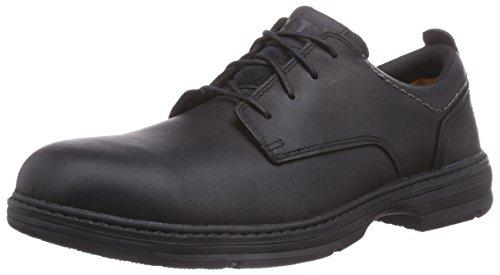 Cat Footwear Inherit St S1P SRC P718778, Chaussures de sécurité Mixte, Noir (Black), Medium EU