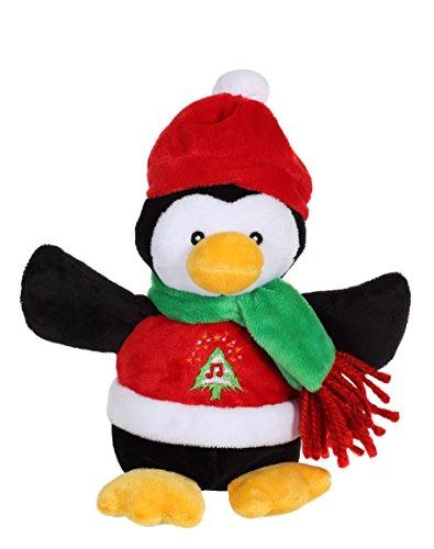 Gipsy 70613-Peluche De decoración De Navidad-Pingüino De