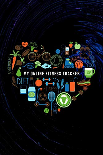 My Online Fitness Tracker: Notebook For...