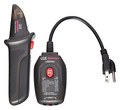 Fantastic Deal! Circuit Breaker Finder, 90-120VAC