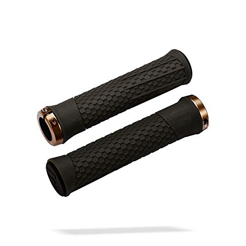 BBB Cycling BHG-95 Python Handlebar Grips for Mountain and Road Bikes (Moss Green)