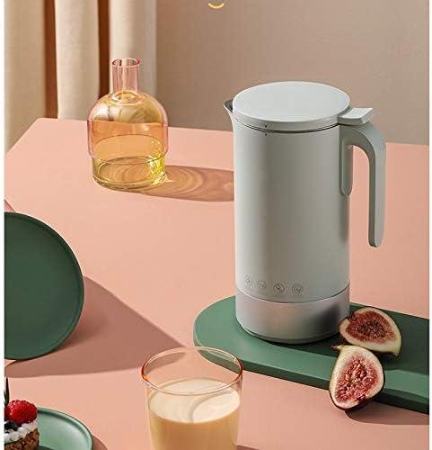 MFKSLEIBDL Mini machine automatique lait de soja Chauffage électrique du soja lait Juicer Stir riz pâte Maker 350ml sans filtre (Color : A) A